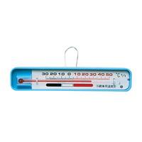 冷蔵庫用温度計  (マグネットフック付)