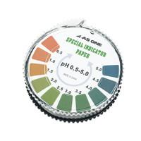 pH試験紙ロールタイプpH0.5-5.0