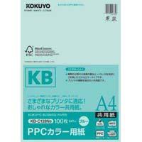 コピー用紙 PPCカラー用紙(共用紙・FSC認証)