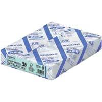 PPCカラー用紙共用紙FSC認証B5 500枚 青