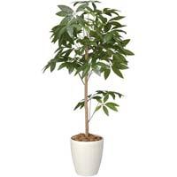 人工植物 パキラトピアリー 高さ1200