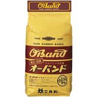 オーバンド 輪ゴム No.210 1kg袋 GJ-106