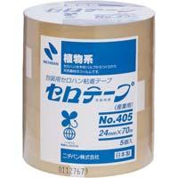 ニチバンセロテープ業務用24mm×70m 5巻