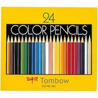 色鉛筆紙箱入 24色セット