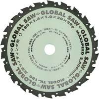 グローバルソー 窯業サイディング用 160mm
