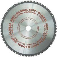 グローバルソー 鉄・ステンレス兼用 305mm