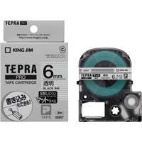 テプラ PROテープ 透明つや消し