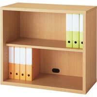 リピアノ木製収納 上下兼用2段ナチュラル(組立てサービス付き家具)