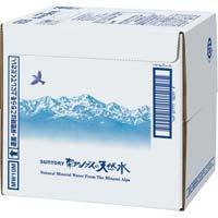 サントリー天然水バッグインボックス 10L