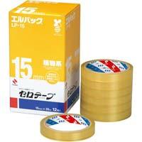 セロテープ大巻<エルパック>幅15mm12巻×5