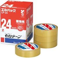 セロテープ大巻<エルパック>幅24mm6巻×5