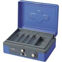 手提金庫 CB-8200 A6 ブルー