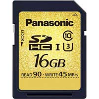 SDHC/SDXCメモリーカード UHS-I対応