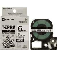 テプラ PROテープ 強粘着ラベル