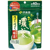 おーいお茶 さらさら濃い茶 32g