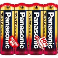 アルカリ乾電池 単3 4本入 LR6XJ/4SE