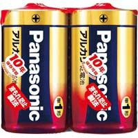 アルカリ乾電池 単1 2本入 LR20XJ/2SE