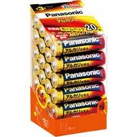 アルカリ乾電池 単3 20本入 LR6XJ/20SH