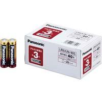 アルカリ乾電池 単3 40本入 LR6XJN/40S