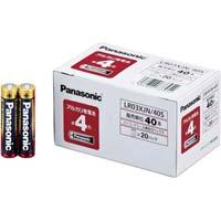 アルカリ乾電池 単4 40本入 LR03XJN/40S