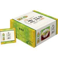 辻利 三角ティーバッグ 玄米茶 50バッグ