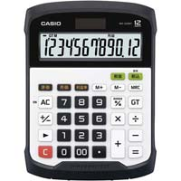 電卓 防水・防塵 WD-320MT-N