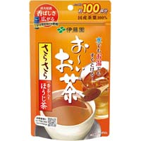 おーいお茶 さらさらほうじ茶 80g