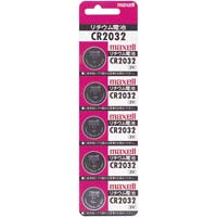 リチウム形コイン電池 CR2032