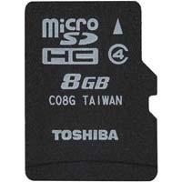 microSDHCメモリーカード class4