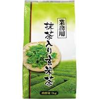 業務用抹茶入り玄米茶 1kg