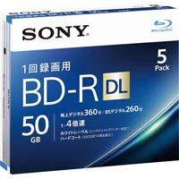 BD-R(録画用) 50GB 4倍速