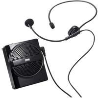 ポータブルハンズフリー拡声器 MM-SPAMP2