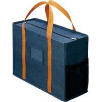 ミーティングバッグノートPCサイズ 紺