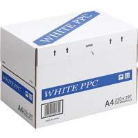 コピー用紙 WHITE PPC