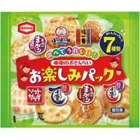 亀田のおせんべいお楽しみパック(アソート)