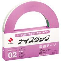 ナイスタック 両面テープ しっかり貼れてはがしやすいタイプ