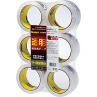 スコッチ(R)透明梱包用テープ