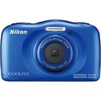防水デジタルカメラ COOLPIX W100