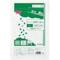 取り出しやすい高密度ゴミ袋 詰替用45L 120枚