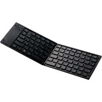 Bluetoothキーボード 折りたたみタイプ