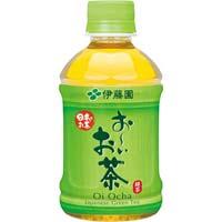 おーいお茶 緑茶 280ml 12本