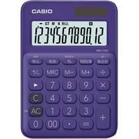 カラフル電卓MW-C20C-PL パープル