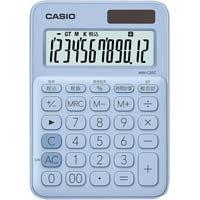 カラフル電卓MW-C20C-LB ライトブルー