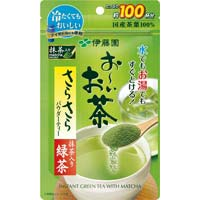おーいお茶 抹茶入りさらさら緑茶 80g