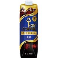 天然水アイスコーヒー 微糖 1000ml 3本