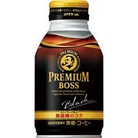 プレミアムボス ブラック 285g 24缶