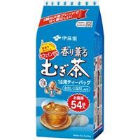 香り薫るむぎ茶ティーバッグ 54袋