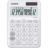 カラフル電卓 MW-C20C-WE ホワイト