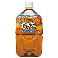 健康ミネラルむぎ茶 1L 12本