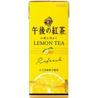 午後の紅茶 レモンティー 250mlスリム 24本